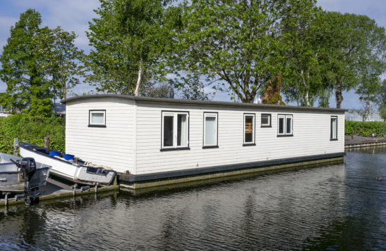 Recreatieark aan de Westeinderplassen in Aalsmeer